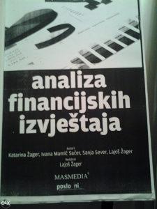 Analiza financijskih izvještaja-2 prošireno izdanje