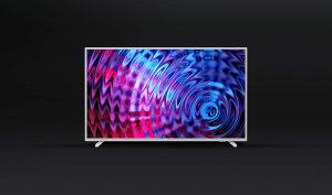 "Philips 50"" Smart WiFi TV 50PFS5823 FullHD Silver !!!"