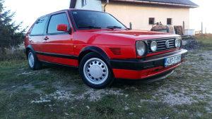 Volkswagen Golf 2 51kw