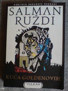 KUĆA GOLDENOVIH - Salman Ruždi