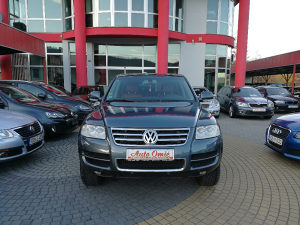 VW TOUAREG V10 5.0 TDI 2004 GOD