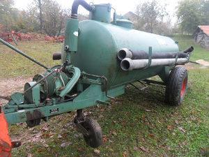 cisterna traktorska agrar 2500 l