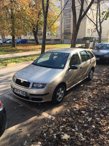 Škoda Fabia 1.2 htp Karavan LPG