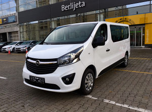 Opel Vivaro Combi L2H1 2019 godište i model
