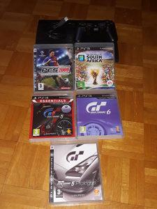 PS 3  + original igrice