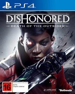 PS4 - Playstation 4 | Dishonored - INFOCOM RAČUNARI