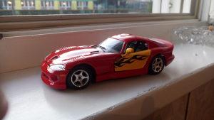 Auto viper 1:24 burago