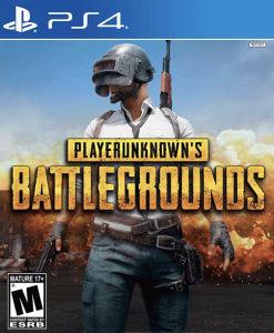 PLAYERUNKNOWNS BATTLEGROUNDS PS4 PUBG