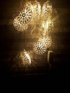 Ukrasne lampice pahuljice / Dostava BESPLATNA!