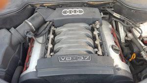Audi a8 3.7 benzin