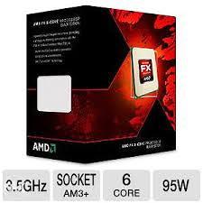 AMD Vishera FX-6300 6x3.5-4.1GHz