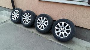 "Alu felge 15"" 5x112 VW Golf 5 Passat Audi Touran"