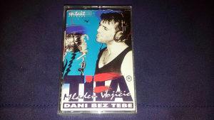 """Audio kaseta TIFA """"Dani bez tebe"""" (1995) Original(NOVO)"""