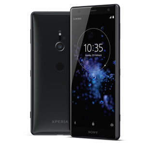 "Sony Xperia XZ2 4GB/64GB 5,7"" 19/5MP Black"