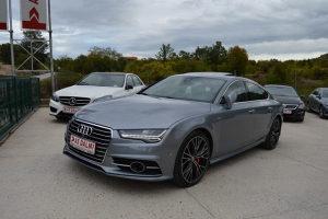 Audi A7 3.0 TDI Bi-Turbo 320 KS Quattro 3xS-Line 360° *