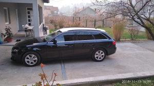 Audi A4 b8 registrovan u ekstra stanju