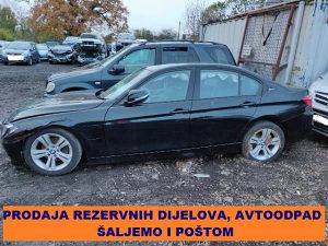 BMW serija 3: 330e Advantage Avt. , G 2016, DIJELOVI