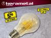 Sijalica DECOR 6W/E27/2200K LED