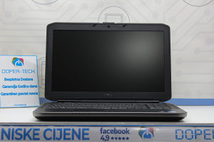 Laptop Dell E5530 Core i5-3340M 2,7GHz; 4GB DDR3 15,6''