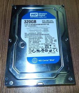 Hard disk 320gb 100% healt