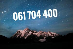 Ultra broj 061 704 400