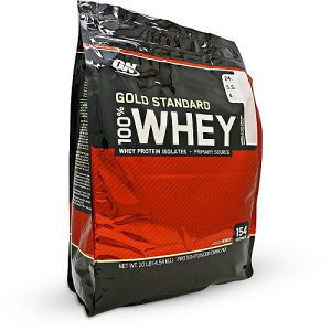 Optimum 100% whey gold standard 4.5kg, 4540gr
