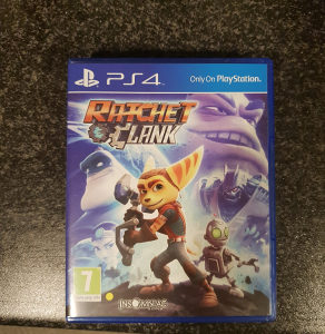 Ratchet and Clank ps4 ZAMJENA