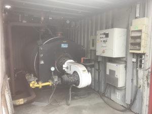 Kotao 1850 kW plinski