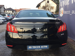 PEUGEOT 508 1,6HDI 84KW 2014 BUSINESS