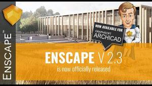 Enscape 2018  program za Revit Sketchup Archicad