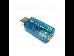 Zvučna kartica USB HY-U705