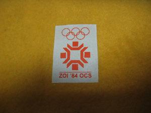 Stari šal ZOI '84 - Olimpijada Sarajevo 1984