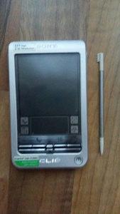 Sony PEG-T665C/G