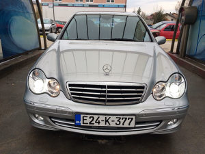MERCEDES C 240 4matic