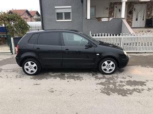 Volkswagen Polo 1.4 16 V tek uvezeno auto