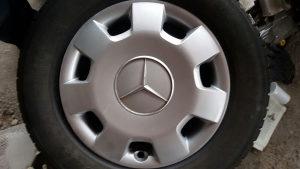 Ratkape orginalne Mercedes b klasa 15 col.
