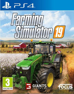FARMING SIMULATOR 19 PS4. DIGITALNA IGRA. NA STANJU
