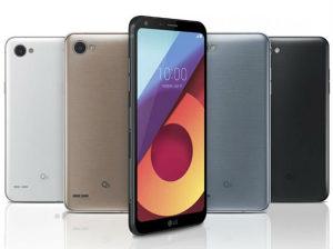 LG Q6 Alpha M700N 16GB Platinium