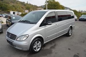Mercedes Benz Viano 220 CDI 110 KW