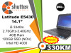 Dell Latitude E5430 14.1