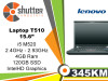 Laptop Lenovo T510 i5 15.6
