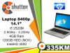 Laptop HP 8460p i5 2.Generacija 120GB SSD