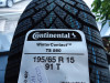 195/65 R15 91T M S CONTINENTAL