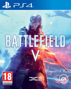 BATTLEFIELD V 5 PS4. DIGITALNA IGRA. NA STANJU