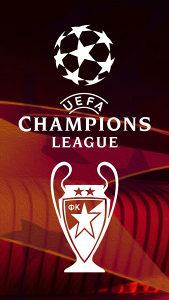 Karta za utakmicu Crvene Zvezde u ligi sampioa
