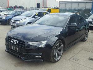 Audi A5 Sportback 2014. Sline dijelovi