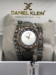 Zenski sat i narukvice Daniel Klein Orginal nehrdjajuci celik