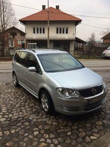 Volkswagen Touran 1.9 2009