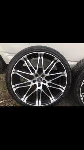 "Felge Oxigin 22 cola BMW mercedes Audi 22"""