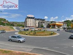 SIGENX izdaje: Poslovni prostor / novogradnja